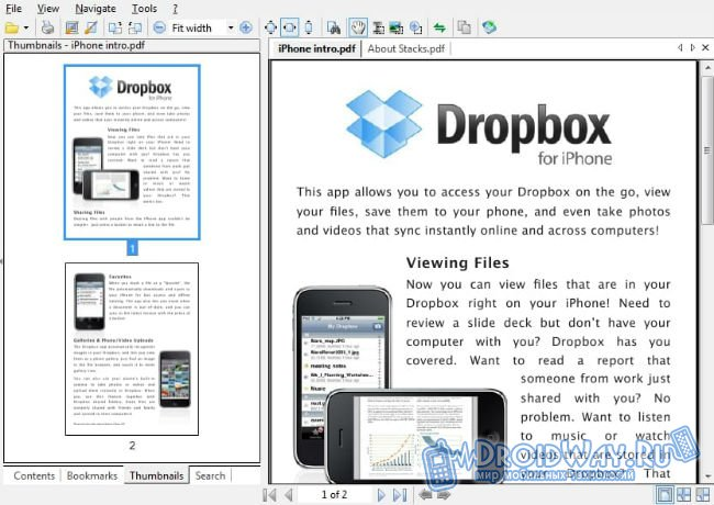 Download the program for reading documents  Best Free PDF Readers